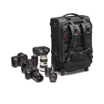 8e9e83b6 Pro Light Reloader Switch-55 carry-on camera roller bag